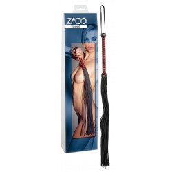 Leather Whip 76 cm