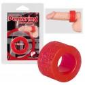 Насадка на пенис Penisring single red