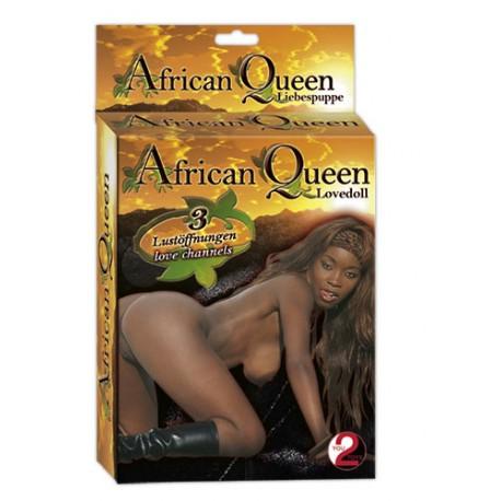 lutka African Queen Lovedoll