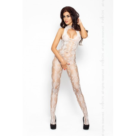 Catsuit BS 009 white