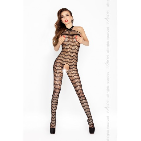 Catsuit BS 022 black