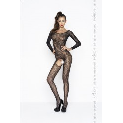 Catsuit BS 042 black
