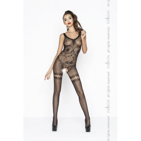 Catsuit BS 045 black
