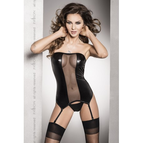 ZOLA CORSET black S/M - Passion