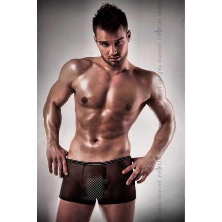 Boxers 025 SHORT black L/XL - Passion