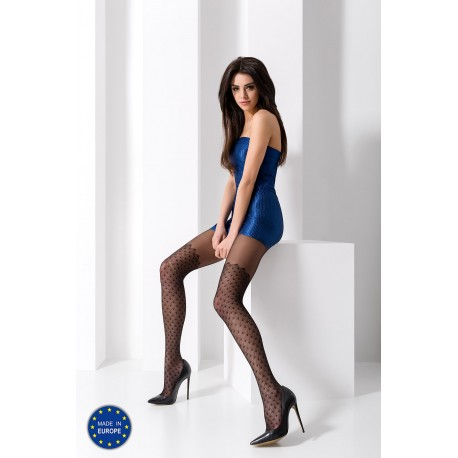 Tights TI030 3 - M nero - Passion