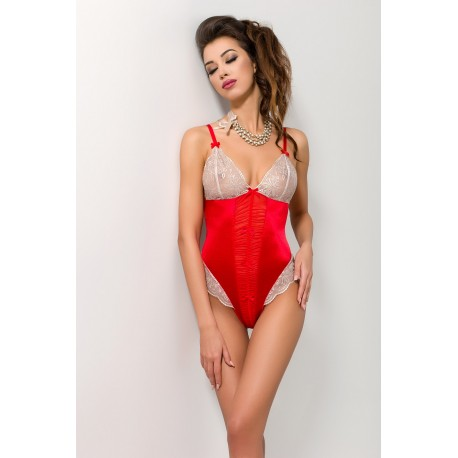 LORAINE BODY red S/M - Passion