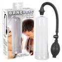 Pumpa za penis Penis Pump Bang Bang Clear