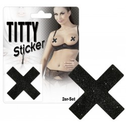 Nalepnice za bradavice Titty Sticker X