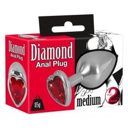 Diamond Anal plug M