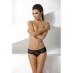 Gaćice RAMIRA THONG black S/M - Passion