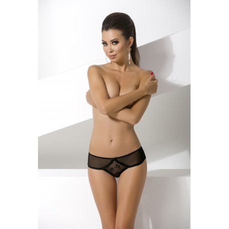 Трусики RAMIRA THONG black S/M - Passion