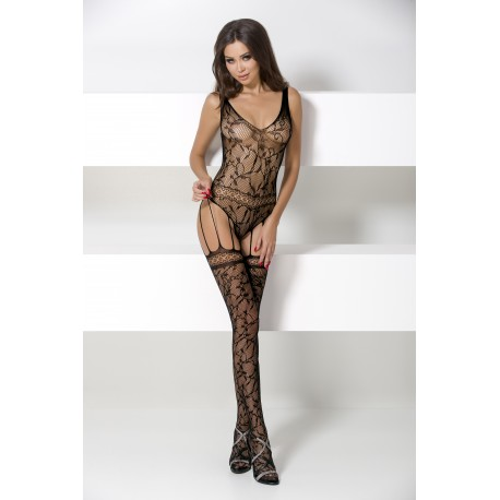 Catsuit BS 051 black
