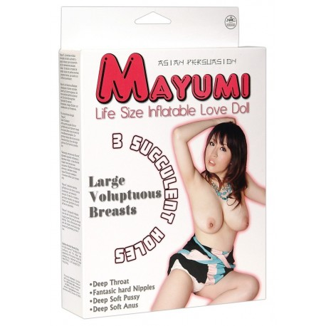 Ženska seksi lutka Love Doll Mayumi