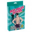 Muška seksi lutka Sexy Police Officer