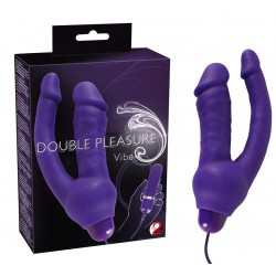 Vibrator Double Pleasure Vibe Lila