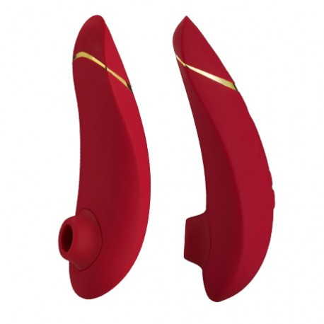 Vibro massager womanizer Premium Red