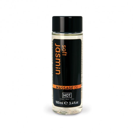 HOT MASSAGEOIL Jasmin–Soft ulje za masažu