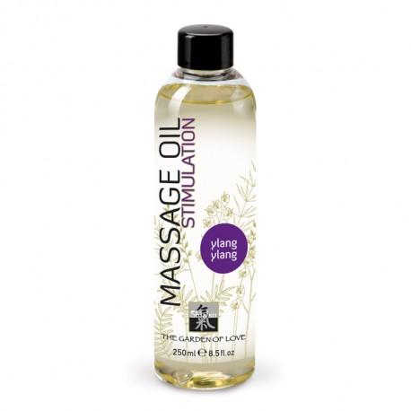MASSAGE OIL Stimulating – Ylang-Ylang 250ml