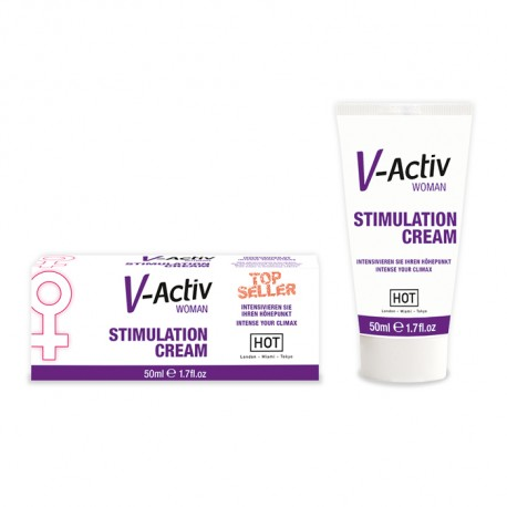 ♀ V-ACTIV Stimulation Cream Women 50ml