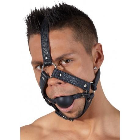 Кляп-фиксатор Head Harness