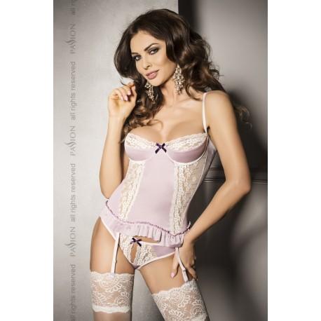 SHANTI CORSET pink L/XL - Passion