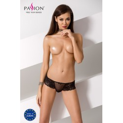 Gaćice ABLA THONG black S/M - Passion