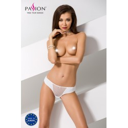 Трусики AFRA THONG white L/XL - Passion