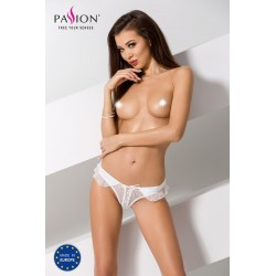 FATIN THONG white L/XL - Passion