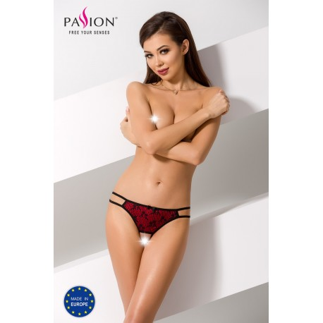 RUBI THONG red S/M - Passion