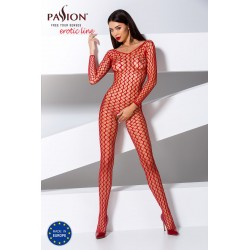 Catsuit BS068 red
