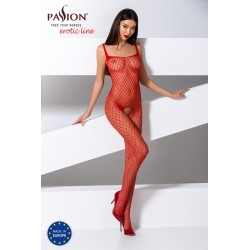 Catsuit BS071 red