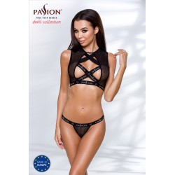 Komplet DEBRA SET black S/M - Passion