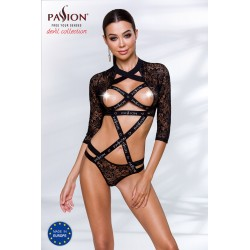 Bodi LETICIA BODY black L/XL - Passion