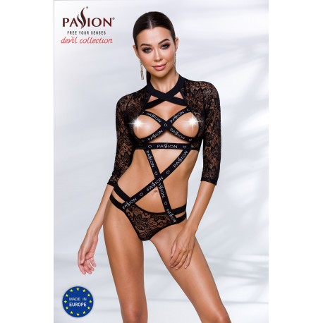 Боди LETICIA BODY black S/M - Passion