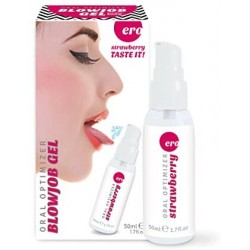 Oral optimizer Blowjob Gel - Strawberry
