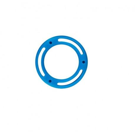 Prsten za testise Cock Rings blue silikon