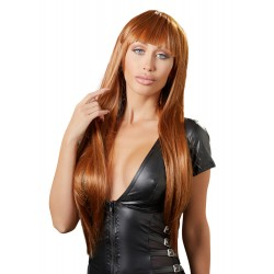 Copper Wig, long