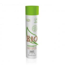 Массажное масло HOT BIO massage oil bittermandel 100ml