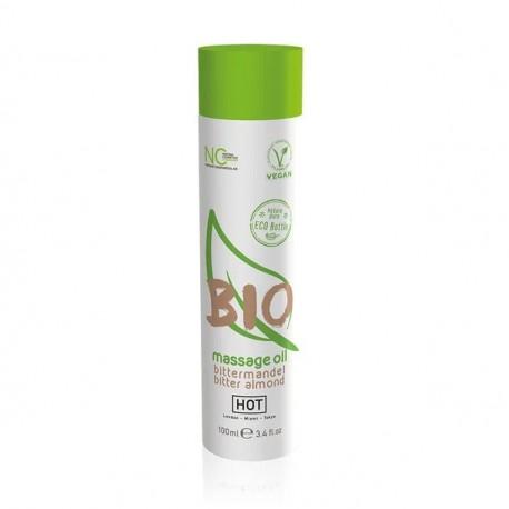 HOT BIO massage oil bittermandel 100ml