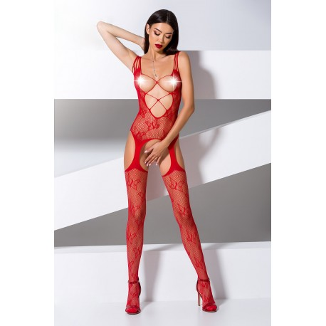 Catsuit BS 075 red