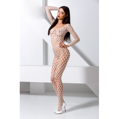 Catsuit BS 077 white