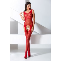 Catsuit BS 061 red