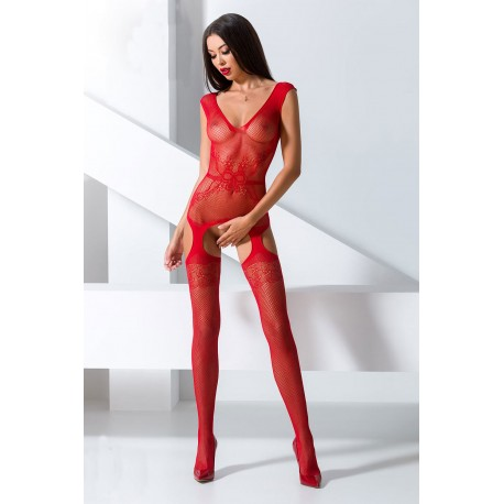 Catsuit BS 062 red