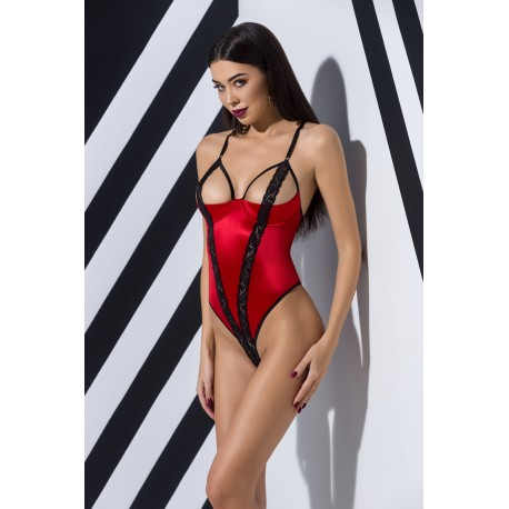 Боди FEMMINA BODY red S/M - Passion
