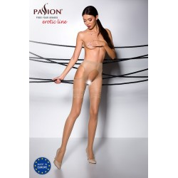 Tights TIOPEN 002 beige 1/2 (20 den) - Passion