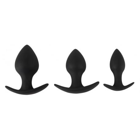 Набор  3-piece Anal Trainer Set
