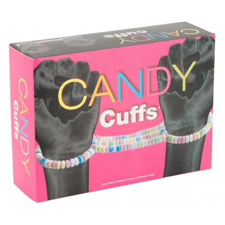 Съедобные наручники Candy Cuffs