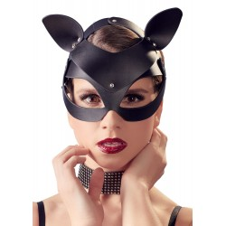 Cat Mask Rhinestones