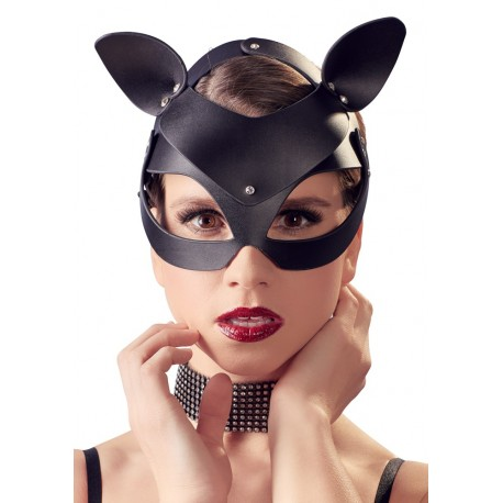 Маска Cat Mask Rhinestones